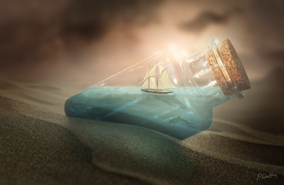 Boat in a Bottle