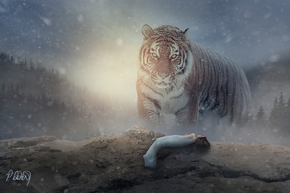SnowTiger